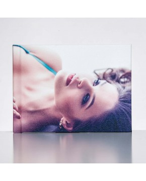 Silverbook 20x15cm with Photo Cover