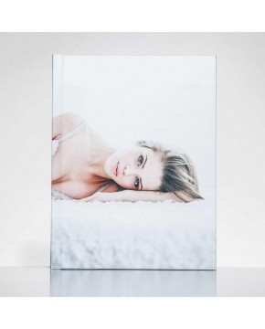 Silverbook 22,5x30cm with Photo Cover