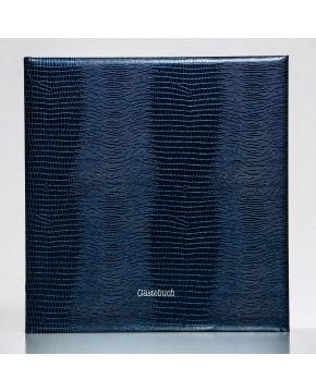 Guest Book 30x30cm with Aluminium Cover