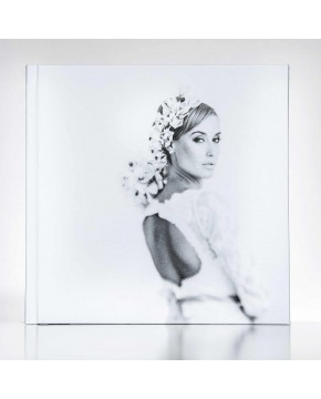 Silverbook 30x30cm with Photo Cover