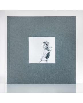 Silverbook 30x30cm with Indentation