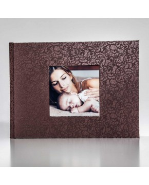 Silverino 40x30cm with Cover Window