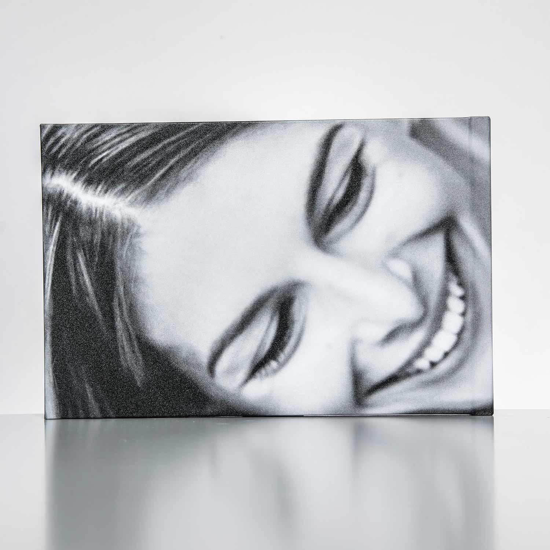 Silverbook 30x20cm mit Fotoeinband