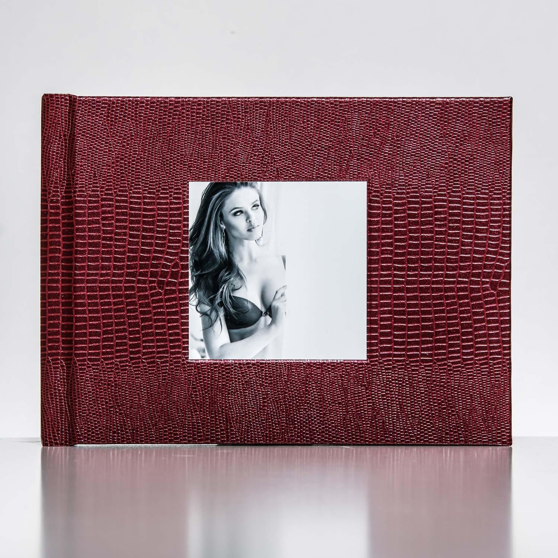 Silverbook 20x15cm mit Vertiefung