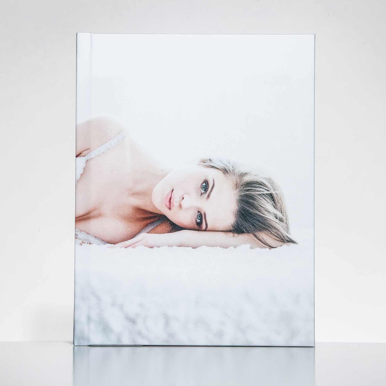 Silverbook 22,5x30cm mit Fotoeinband