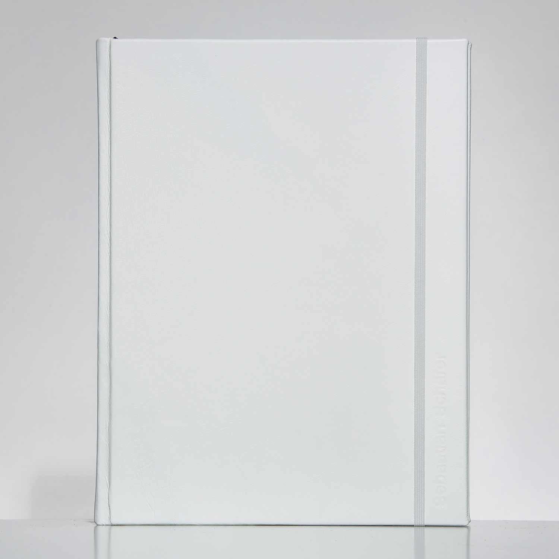 Notizbuch A4 mit Canvas