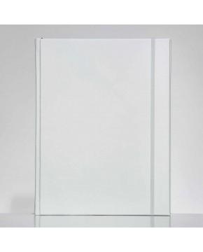 Notizbuch A4 mit Quadratischem Fenster