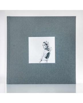 Silverbook 30x30cm mit Vertiefung
