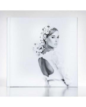 Silverbook 30x30cm Couverture Photo