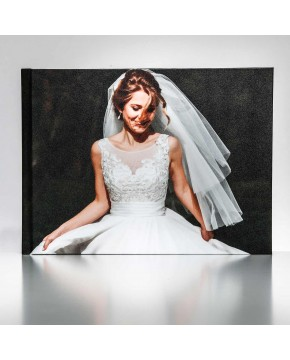 Silverbook 40x30cm Couverture Photo