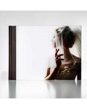 Silverbook 40x30cm Verre Acrylique