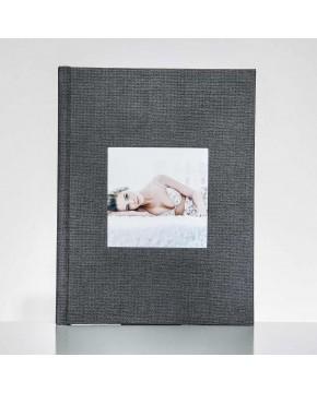 Silverbook 22,5x30cm met Venster