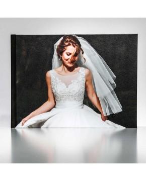 Silverbook 40x30cm met Fotocover
