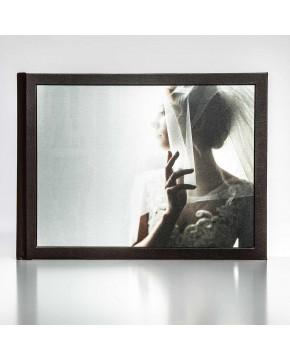 Silverbook 40x30cm met Volledig acrylglas oppervlak