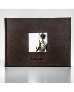 Silverbook 40x30cm met Verdieping