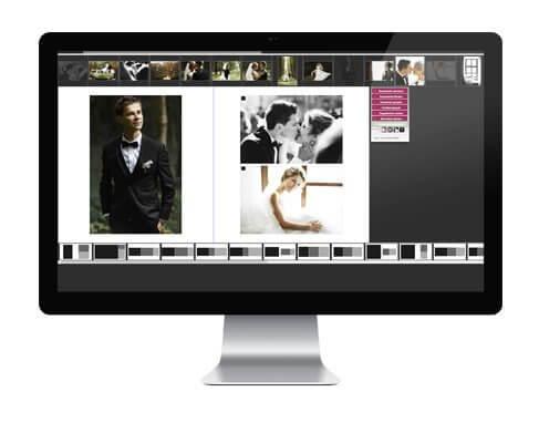 Fotobuch Online Designer